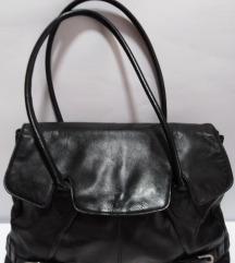 ITALY velika torba prirodna 100%koža 40x30