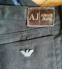Armani original pantalone visok struk novo sniženo