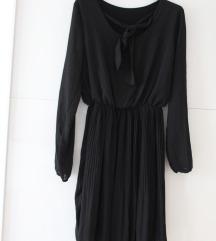 haljina crna s/m