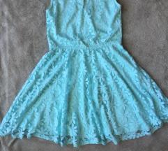 Tirkizna NewYorker haljinica  S