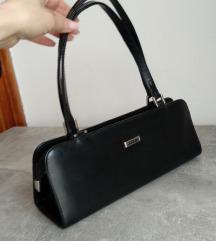 Vintage crna torbica