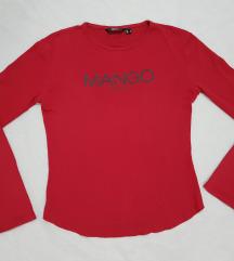 Mango original zenska majica crvena