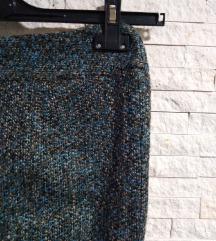 Uska suknja / NOVO, siveno