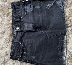 Teksas suknja Zara/nova