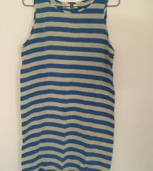Original MSGM haljina 100% svila
