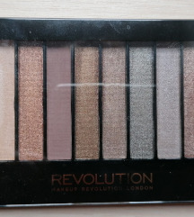 Make Up Revolution paleta