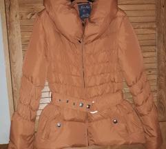 Braon prelepa jakna