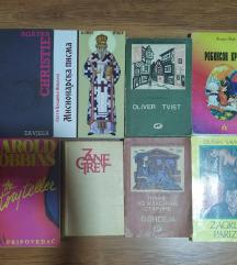 Knjige  (predložite cenu)