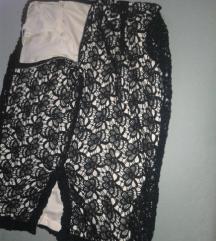 Ovs suknja od cipke