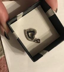 novi srebrni privezak