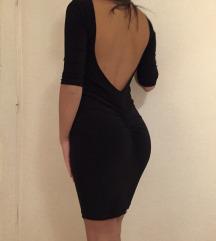 Haljina sa golim leđima SNIŽENO