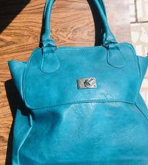 plava torba , novo