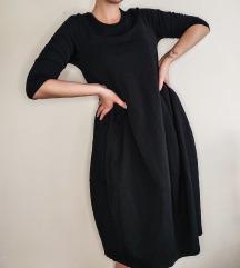 rezz158C italijanska duks oversize haljina NOVO