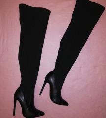 AKCIJA Čizme iznad kolena 1790 din
