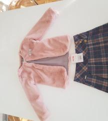 Bundica i suknja za devojcice