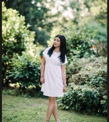 Bela haljina zara kosulja