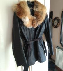 Kozna jakna sa lisicom