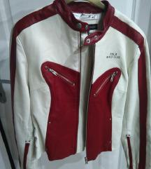 Zenska moto jakna Polo Garage S NOVA vrhunska