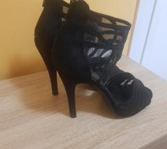 Crne elegantne cipele vel.38