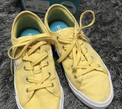 Converse žute patike
