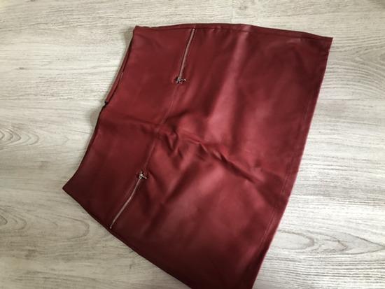 Calliope kožna suknja