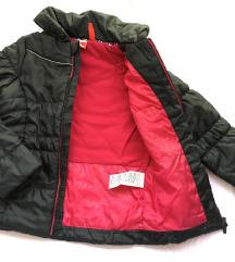Crna puma jakna 140