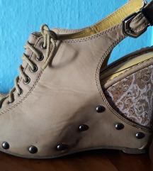 Sandale, platforma
