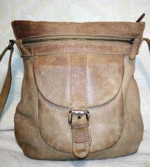 Voi design kozna vintage torba