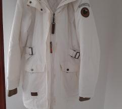 Bela skijaska jakna