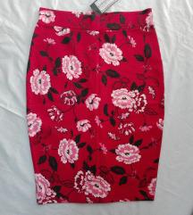 Amisu midi pencil suknja NOVO sa etiketom