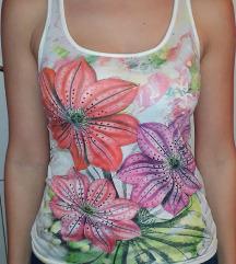 Majica sa 3 cveta