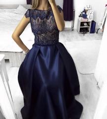 luksuzna elegantna haljina