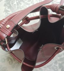 Zara Bucket bag braon
