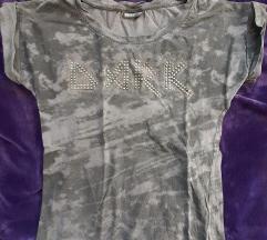 Okay siva prosarana Dark majica sa nitnama,L/XL