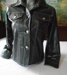 Crna jaknica/sako za prelazni period One One