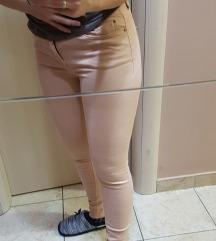 Pimkie pantalone XS puder roza boja SNIZENE!!!