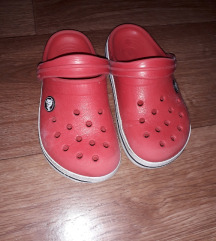 Crocks papucice-sandalice 10-11 velicina
