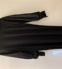 Zara crna svecana haljina