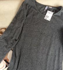 H&M siva haljina