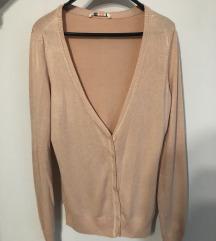Bershka roze džemper