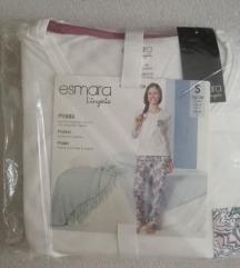 Pidžama ESMARA 36/38 NOVA! sa etiketom, upakovana