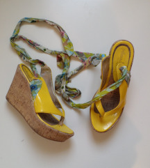 Primadona sandale 38 (24.5cm) kao nove