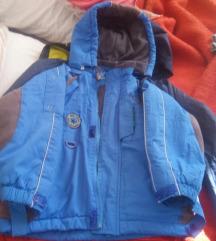 Zimska jakna za decaka vel:160