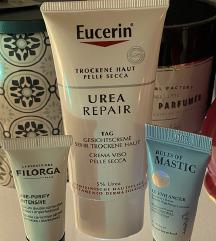Eucerin Urea Repair dnevna krema i poklon