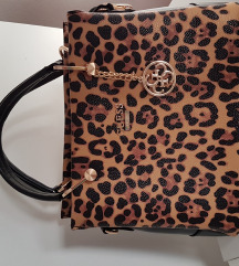 Nova Guess animal print torba SNIZENA