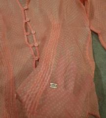 MISS SIXTY bluza 100% svila xs-s
