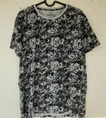 Koton Roses XL Muska Majica
