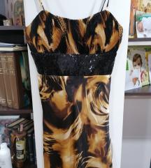 Duga haljina, kao nova