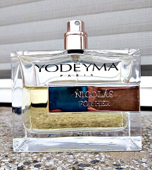YODEYMA Nicolas For Her edp