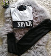 Majica + helanke Novo L/Xl